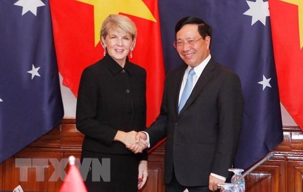 Kỷ niệm 75 năm ngày thành lập ngành ngoại giao Việt Nam tại Australia - ảnh 1