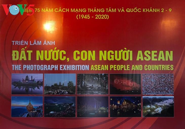 """Triển Lãm Ảnh """"Đất nước, con người ASEAN"""" - ảnh 1"""