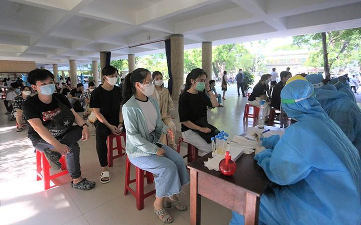 Đà Nẵng triển khai xét nghiệm SARS-CoV-2 diện rộng theo hộ gia đình bắt đầu từ ngày 4/9 - ảnh 1