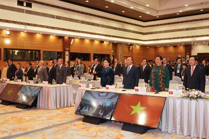 Khai mạc trọng thể Đại hội đồng AIPA 41 - ảnh 1
