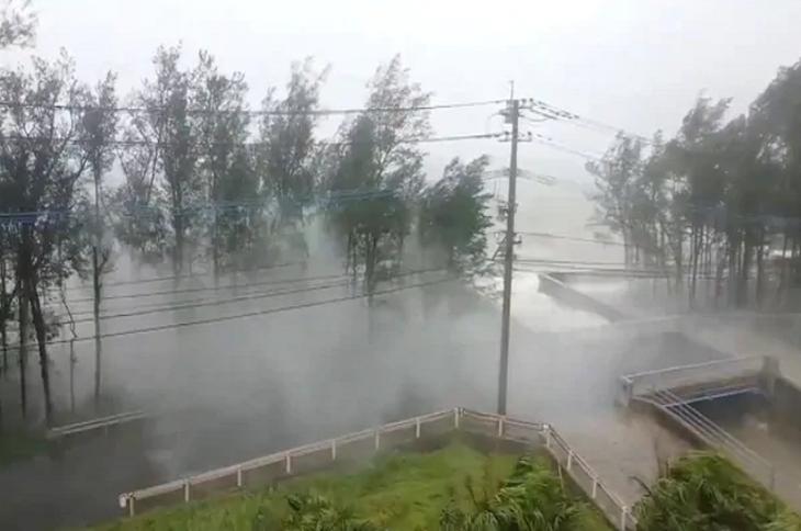2 người Việt Nam bị mất tích do bão Haishen đi qua Nhật Bản - ảnh 1