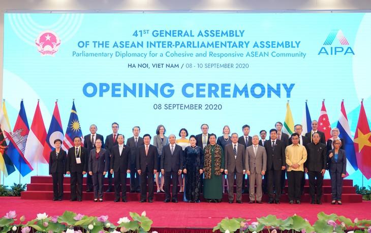 Việt Nam nỗ lực thực hiện trọng trách năm Chủ tịch AIPA 2020 - ảnh 1