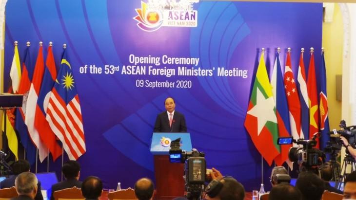 ASEAN tiếp tục kiên định con đường và phương cách của mình trong hơn 5 thập kỷ - ảnh 1