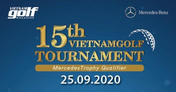 Tạp chí Golf Việt Nam tổ chức giải đấu kỷ niệm 15 năm - ảnh 1