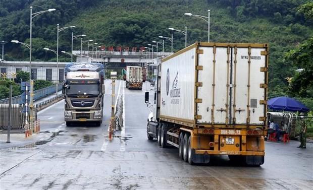 Việt Nam khẳng định vị trí đối tác thương mại lớn nhất của Trung Quốc trong ASEAN - ảnh 1