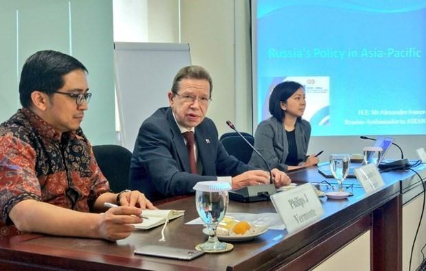Đại sứ Nga đánh giá cao các nỗ lực của Việt Nam trong vai trò Chủ tịch ASEAN  - ảnh 1