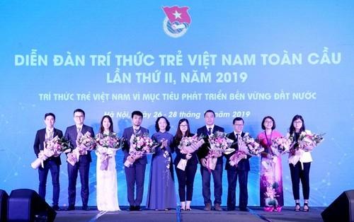 Diễn đàn Trí thức trẻ Việt Nam toàn cầu lần thứ III, năm 2020 - ảnh 1