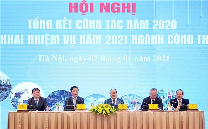 Thủ tướng Nguyễn Xuân Phúc: Việt Nam quyết giảm thặng dư thương mại với Mỹ - ảnh 1