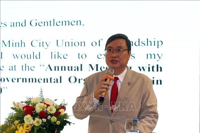 Kêu gọi tổ chức phi chính phủ hỗ trợ các dự án phát triển bền vững tại Việt Nam - ảnh 1
