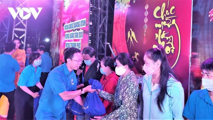 Ngày hội công nhân - Phiên chợ nghĩa tình dành cho công nhân thành phố Hồ Chí Minh - ảnh 1