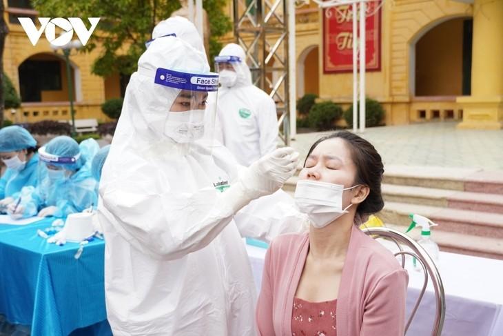 Việt Nam xếp hạng hai trên gần 100 nước về thành công trong ứng phó với COVID-19 - ảnh 1