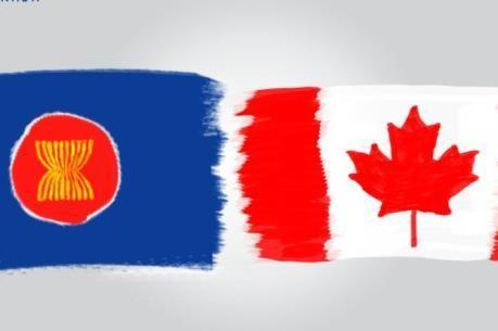 ASEAN, Canada tăng cường hợp tác theo kế hoạch hành động mới - ảnh 1