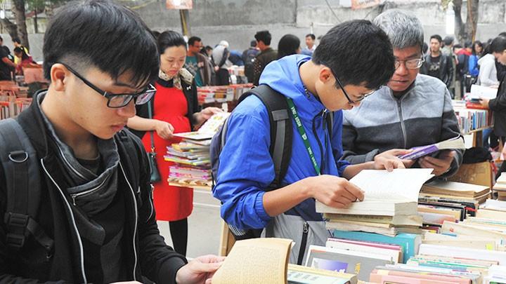 Hưởng ứng cuộc thi tìm Đại sứ Văn hóa đọc năm 2021 - ảnh 1