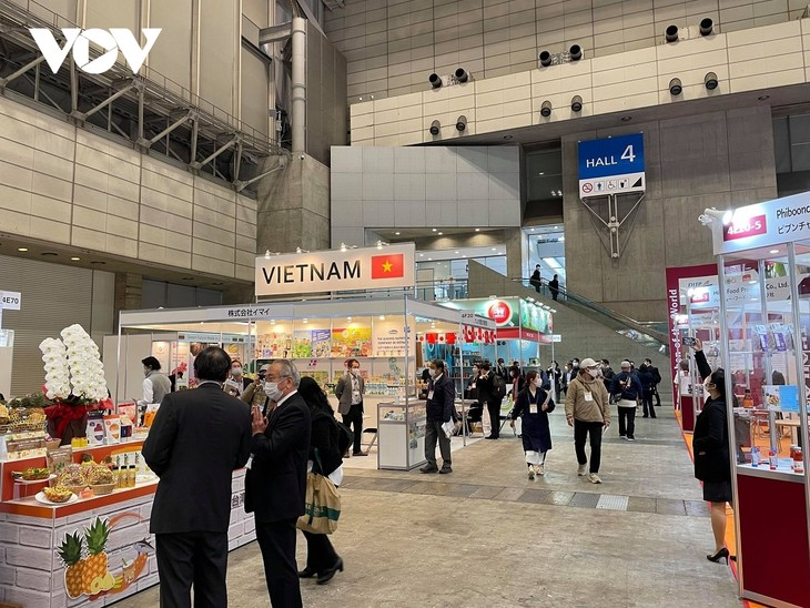 Foodex Japan 2021: Khẳng định vị thế sản phẩm Việt - ảnh 1