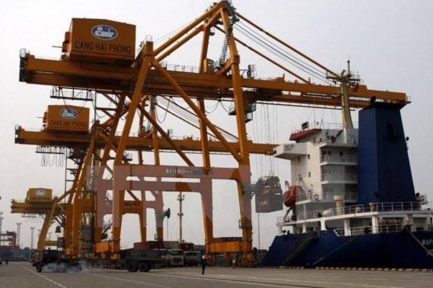 Tân Cảng Hải Phòng – đơn vị dẫn đầu Việt Nam về khai thác cảng - ảnh 1