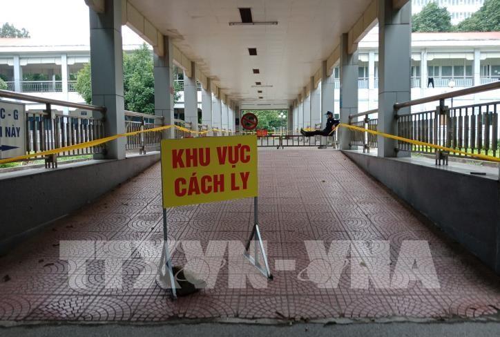 Chiều 23/3, Việt Nam ghi nhận 1 ca nhập cảnh mắc COVID-19 - ảnh 1