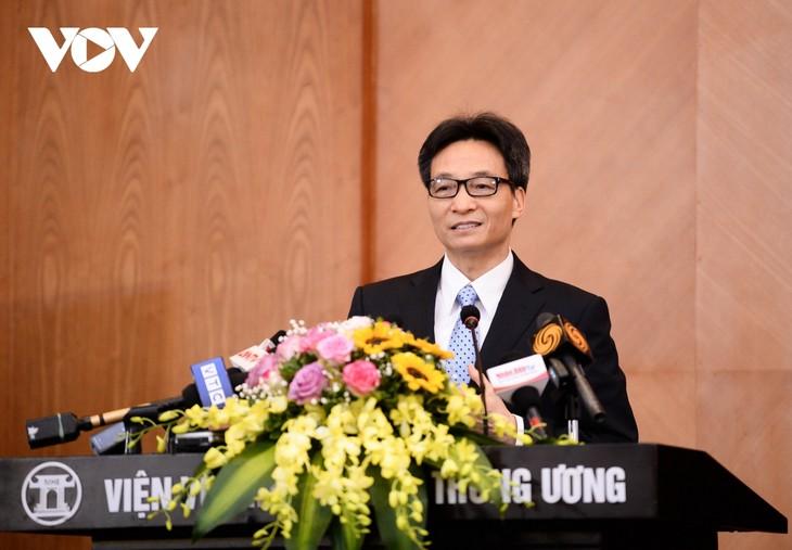 Việt Nam sử dụng món quà vaccine COVID-19 theo tinh thần bình đẳng trong tiếp cận với mọi người dân - ảnh 1