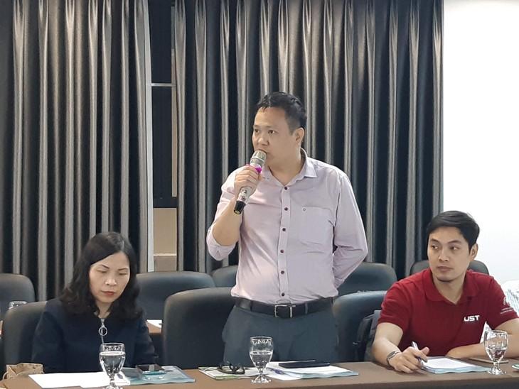 UNDP hỗ trợ tăng cường đào tạo về Hoá học xanh tại các trường đại học  - ảnh 3