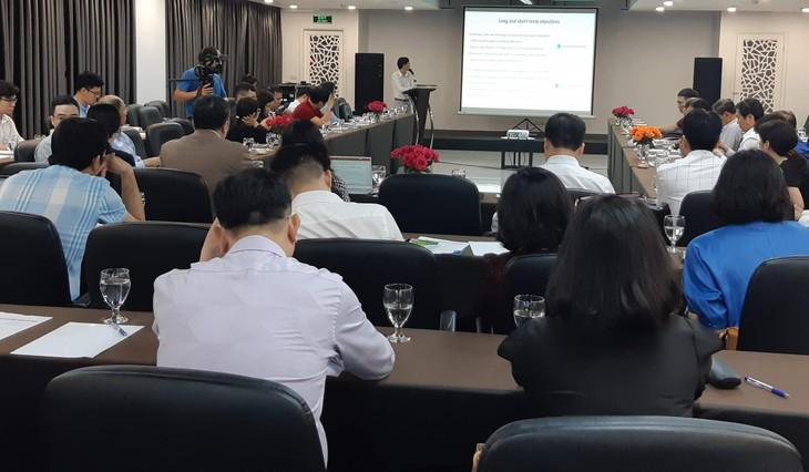 UNDP hỗ trợ tăng cường đào tạo về Hoá học xanh tại các trường đại học  - ảnh 2