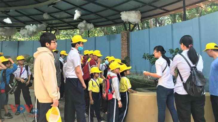 """""""Một thoáng Việt Nam"""" góp thêm sắc màu cho bức tranh du lịch thành phố HCM - ảnh 3"""