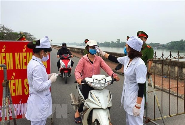 Sáng 14/4, Việt Nam ghi nhận thêm 3 ca mắc COVID-19 - ảnh 1