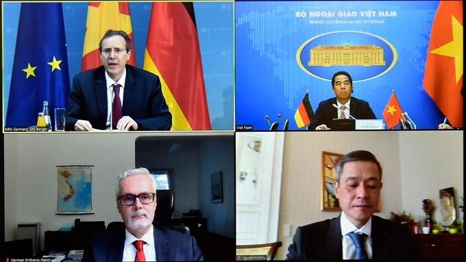 Củng cố, phát triển sâu rộng hơn nữa mối quan hệ Đối tác chiến lược Việt Nam - Đức - ảnh 1