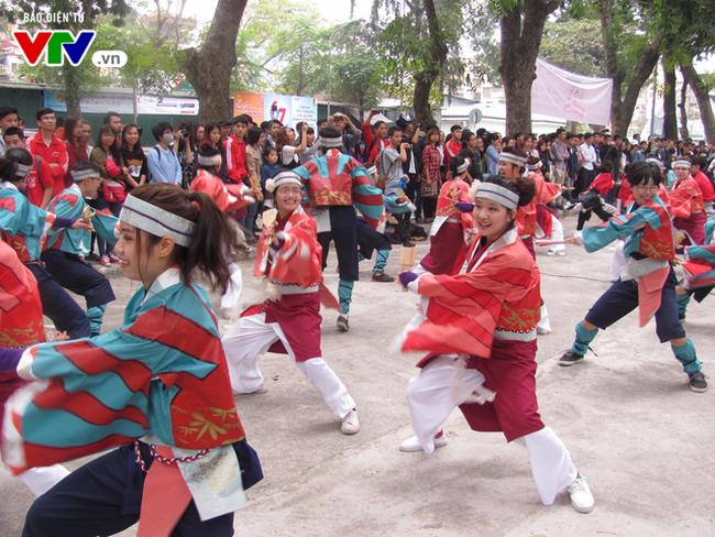 Sôi nổi lễ hội Việt – Nhật tại Thành phố Hồ Chí Minh - ảnh 1