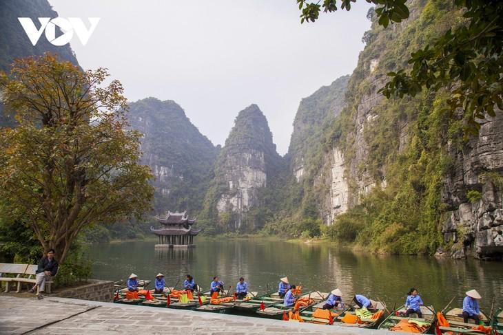 Ninh Bình - Điểm du lịch an toàn trong giai đoạn dịch COVID-19 - ảnh 2