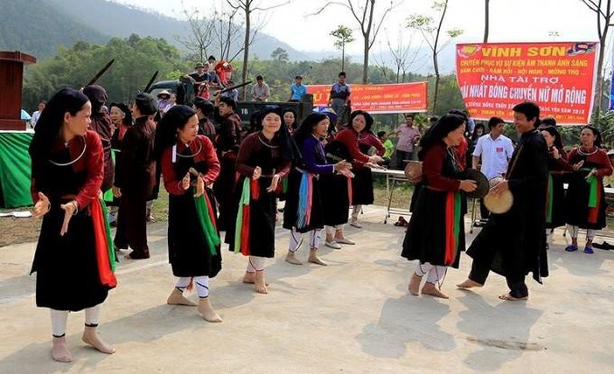 Độc đáo nhạc cụ của đồng bào dân tộc Cao Lan - ảnh 2