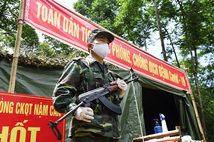 Bộ đội Biên phòng Sơn La nỗ lực phòng, chống dịch Covid-19 - ảnh 1