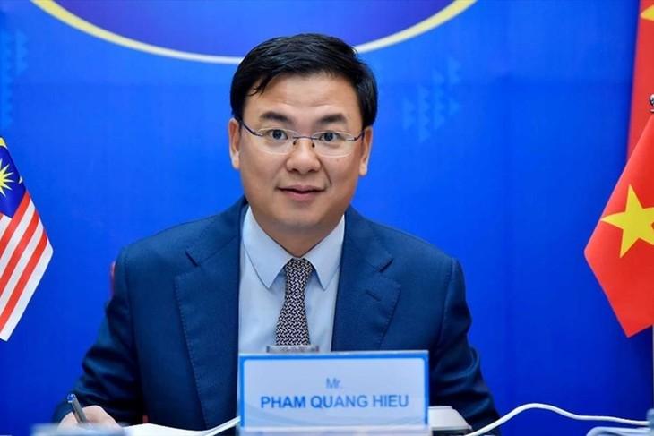 Đối thoại Chiến lược quan chức cấp cao Việt Nam - Malaysia: Thúc đẩy quan hệ Đối tác chiến lược - ảnh 1
