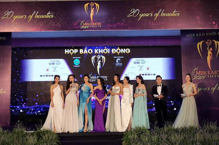Lần đầu tiên Việt Nam tổ chức cuộc thi Hoa hậu trái đất - ảnh 1