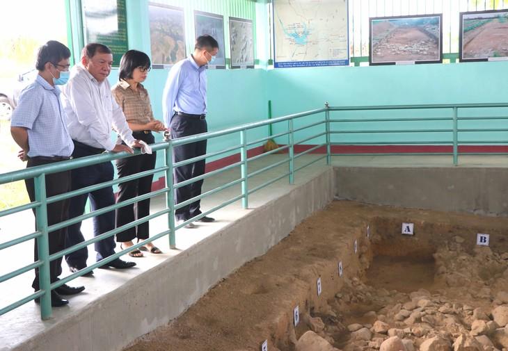 Tiến tới công nhận Khu di tích lịch sử-văn hóa Tây Sơn Thượng đạo là di tích quốc gia đặc biệt - ảnh 1