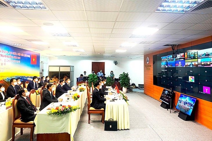 Tăng cường quan hệ hữu nghị và hợp tác giữa các tỉnh biên giới Việt Nam-Trung Quốc - ảnh 1