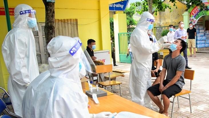 Việt Nam ghi nhận thêm 40 ca mắc COVID-19 trong nước sáng 28/5 - ảnh 1