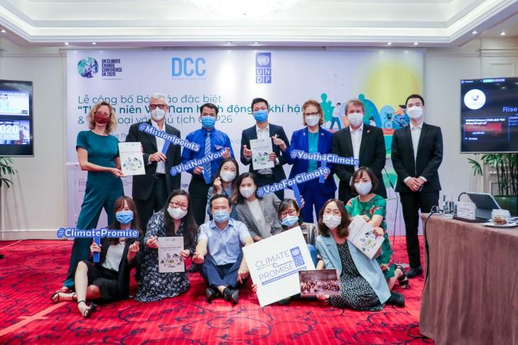 Youth4Climate: Trên tất cả hãy chọn sức khỏe cho hành tinh chúng ta - ảnh 6