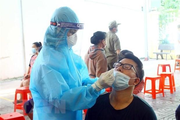 Ngày 14/6 Việt Nam ghi nhận 272 trường hợp mắc mới COVID-19 - ảnh 1