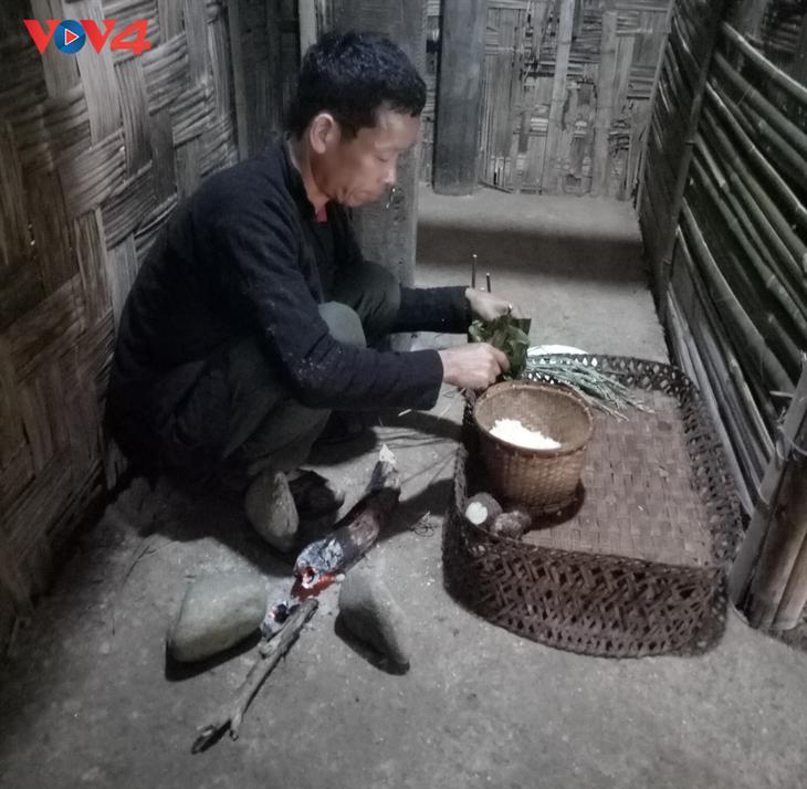 Tín ngưỡng văn hóa truyền thống của đồng bào Si La - ảnh 1