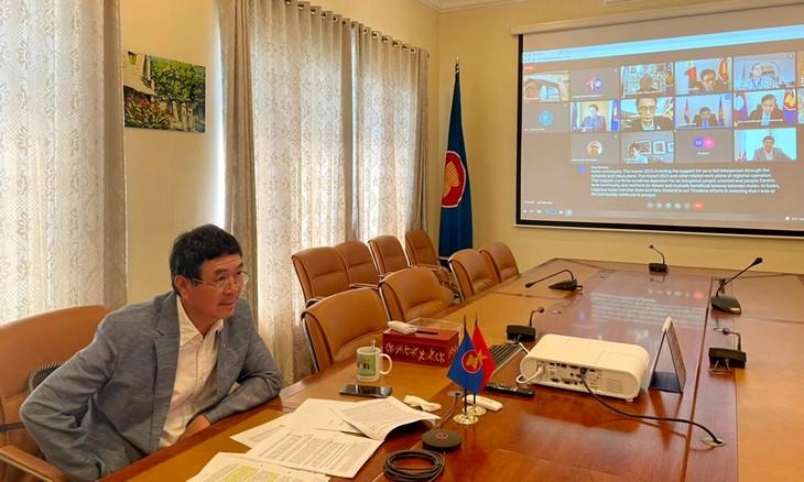 Tăng cường quan hệ đối tác chiến lược ASEAN - New Zealand - ảnh 1