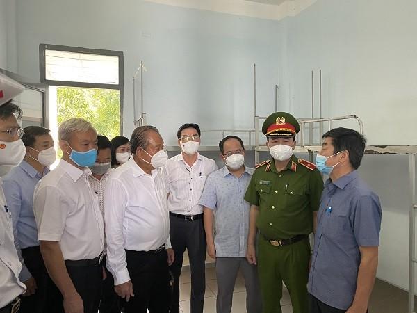 Tỉnh Đồng Nai cần thực hiện nghiêm Chỉ thị 16 của Thủ tướng Chính phủ - ảnh 1