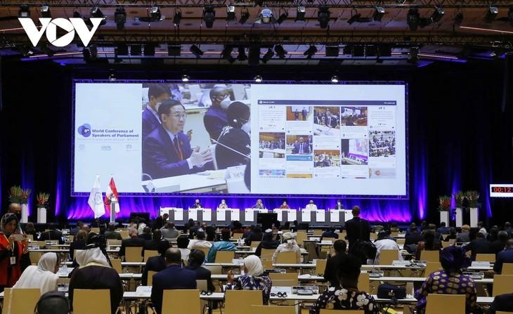 """Việt Nam cam kết thực hiện COP-21 và hỗ trợ phòng, chống dịch COVID-19"""" - ảnh 2"""