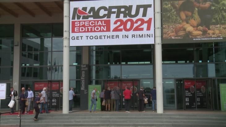 Trái cây Việt Nam lần đầu ra mắt tại Hội chợ Macfrut 2021 - ảnh 1