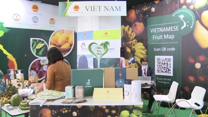 Trái cây Việt Nam lần đầu ra mắt tại Hội chợ Macfrut 2021 - ảnh 2