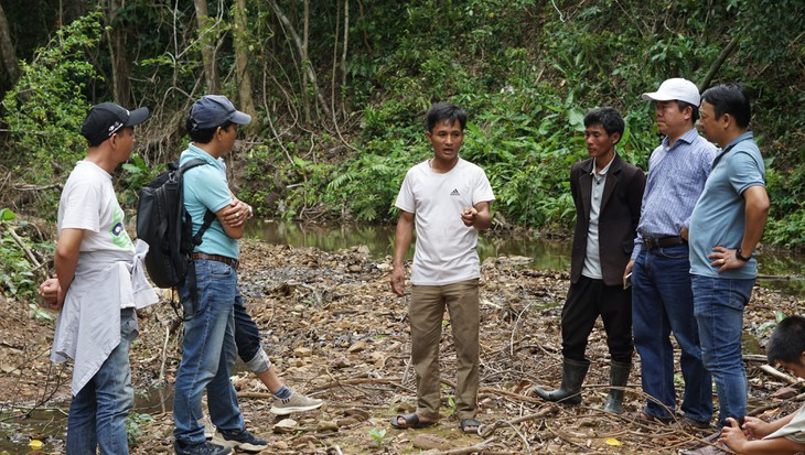 Đánh giá chứng chỉ rừng FSC lần đầu tiên đối với rừng cộng đồng ở Việt Nam - ảnh 7
