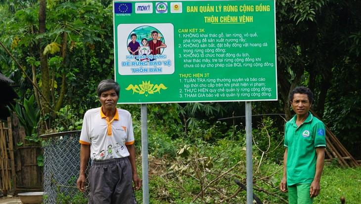 Đánh giá chứng chỉ rừng FSC lần đầu tiên đối với rừng cộng đồng ở Việt Nam - ảnh 5
