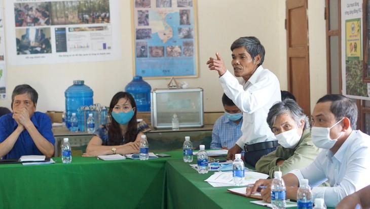 Đánh giá chứng chỉ rừng FSC lần đầu tiên đối với rừng cộng đồng ở Việt Nam - ảnh 2