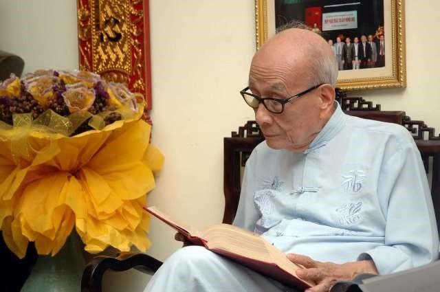 Giáo sư - Anh hùng Lao động Vũ Khiêu qua đời ở tuổi 105 - ảnh 1