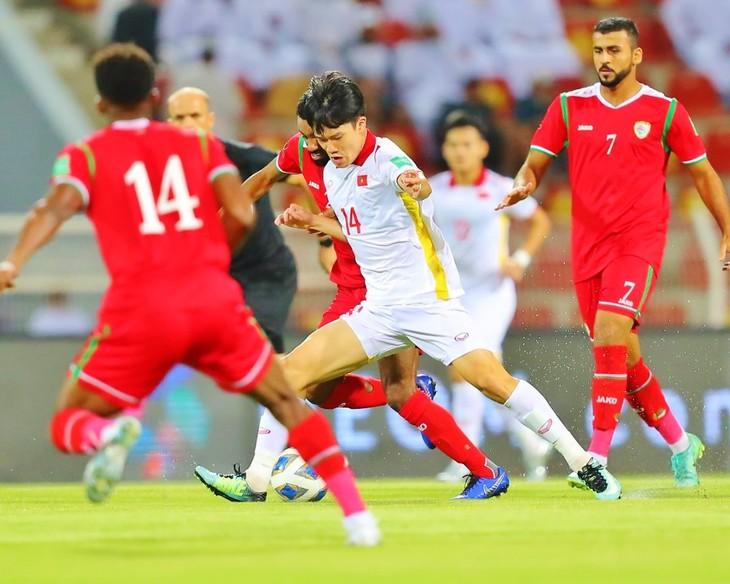 Đội tuyển Việt Nam thua 1 – 3 trước đối thủ Oman tại vòng loại thứ 3 World Cup 2022 - ảnh 1