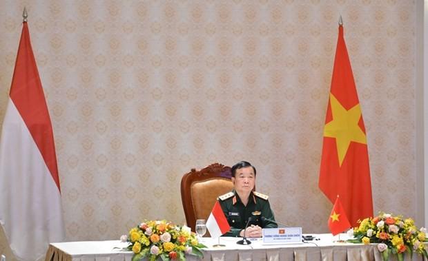 Đối thoại chính sách Quốc phòng Việt Nam – Indonesia lần thứ hai - ảnh 1