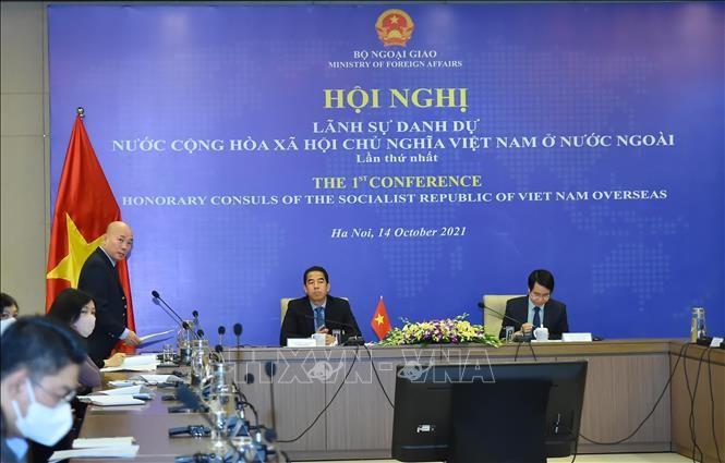 Hội nghị Lãnh sự danh dự nước Cộng hòa xã hội chủ nghĩa Việt Nam ở nước ngoài - ảnh 1